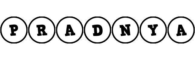 Pradnya handy logo