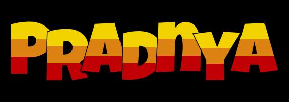 Pradnya jungle logo