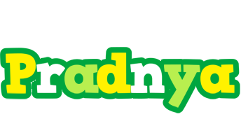 Pradnya soccer logo