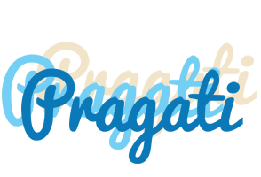 Pragati breeze logo