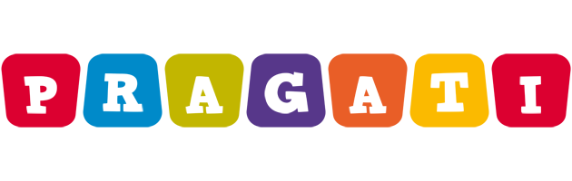 Pragati daycare logo