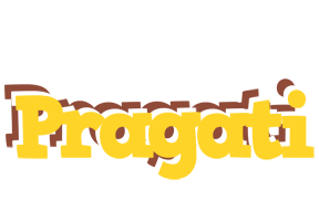 Pragati hotcup logo