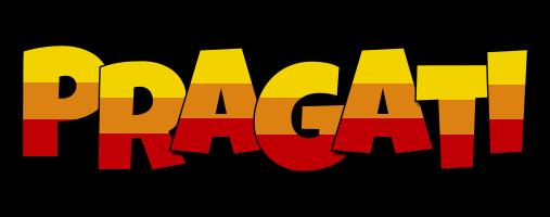 Pragati jungle logo