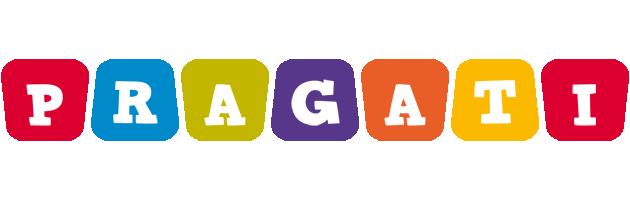 Pragati kiddo logo