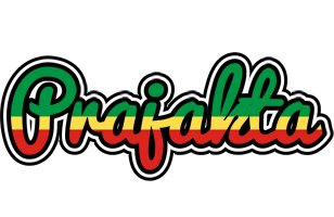 Prajakta african logo