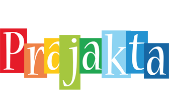 Prajakta colors logo