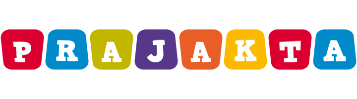 Prajakta daycare logo