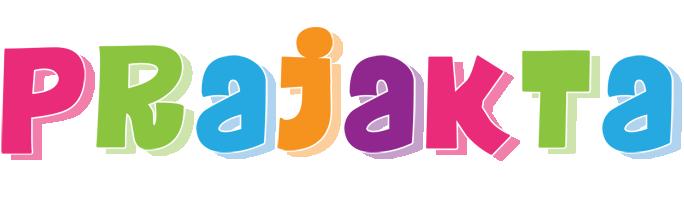 Prajakta friday logo