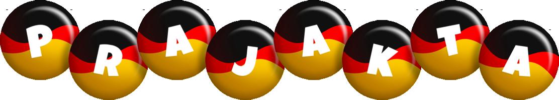 Prajakta german logo