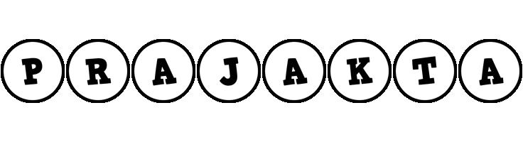 Prajakta handy logo