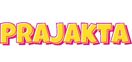 Prajakta kaboom logo