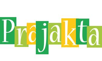 Prajakta lemonade logo