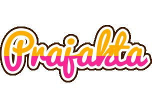Prajakta smoothie logo