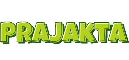 Prajakta summer logo