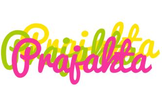 Prajakta sweets logo