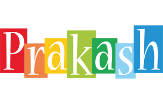 Prakash colors logo