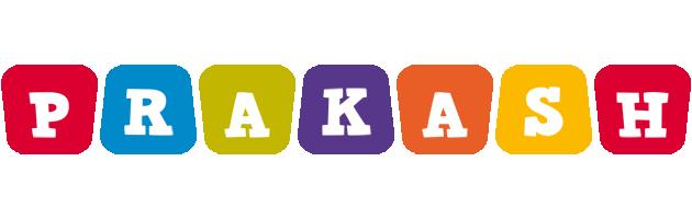 Prakash daycare logo