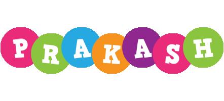 Prakash friends logo