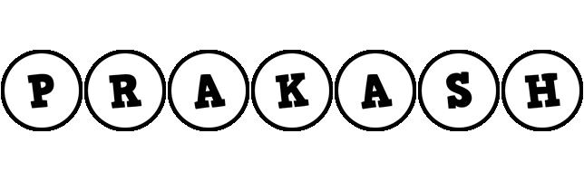 Prakash handy logo