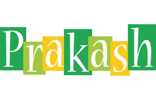 Prakash lemonade logo