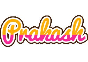 Prakash smoothie logo