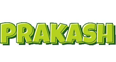 Prakash summer logo