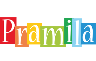 Pramila colors logo