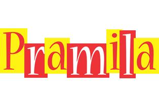 Pramila errors logo