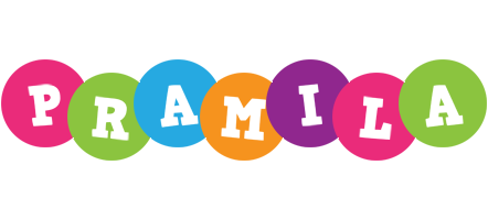 Pramila friends logo