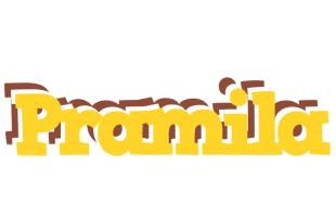 Pramila hotcup logo