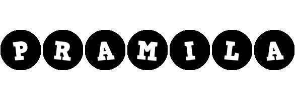 Pramila tools logo