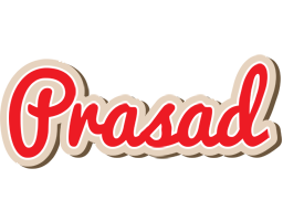 Prasad chocolate logo