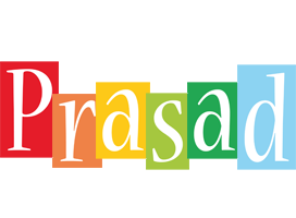 Prasad colors logo