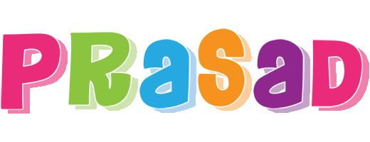 Prasad friday logo