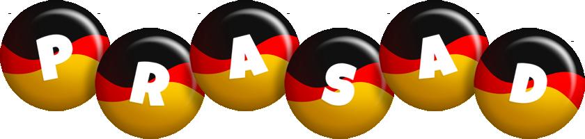 Prasad german logo
