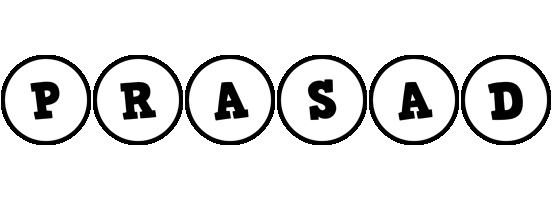 Prasad handy logo