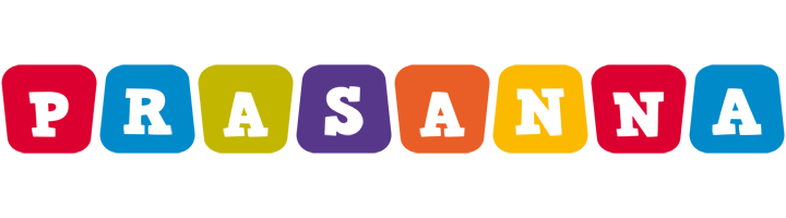 Prasanna kiddo logo