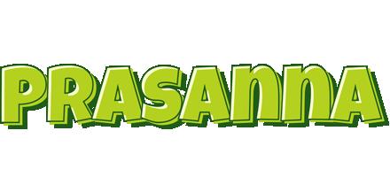 Prasanna summer logo
