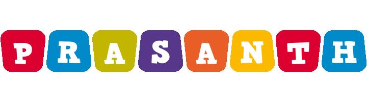 Prasanth kiddo logo
