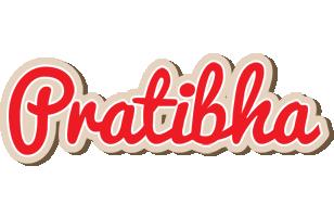 Pratibha chocolate logo