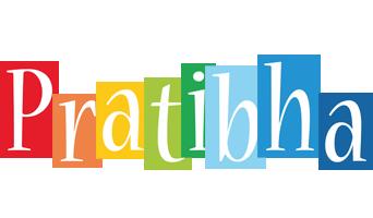 Pratibha colors logo