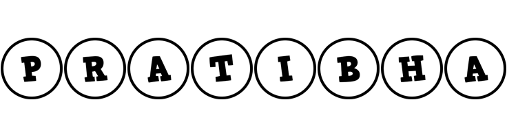 Pratibha handy logo