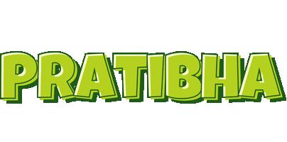 Pratibha summer logo