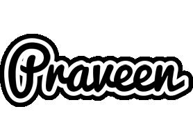 Praveen chess logo