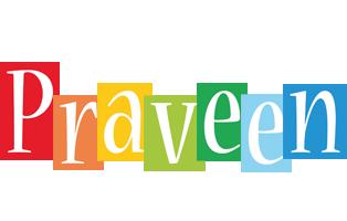 Praveen colors logo