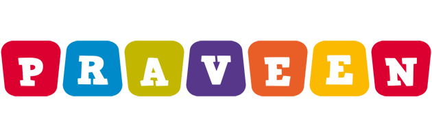 Praveen daycare logo