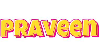 Praveen kaboom logo
