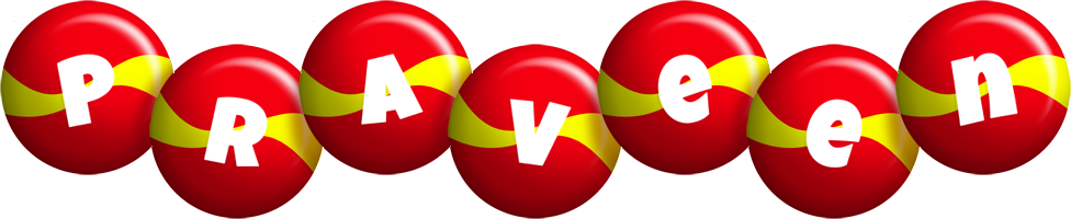 Praveen spain logo