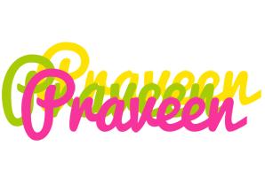Praveen sweets logo