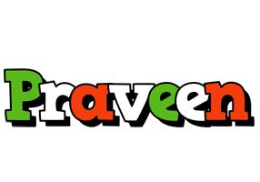 Praveen venezia logo